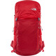 The North Face Banchee 35 rugzak rood